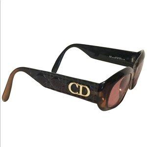 Christian Dior CD 2006 10B logo sunglass frames